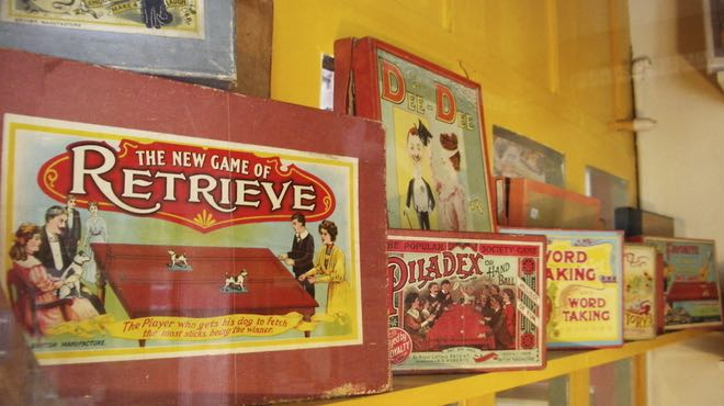 Visit ROAM THE GNOME Family Travel Website Directory for SUPER DOOPER FUN ideas for family vacations around the world. Search by city. Photo - Victorian Toys at Benjamin Pollocks Toy Museum Goodge Street London