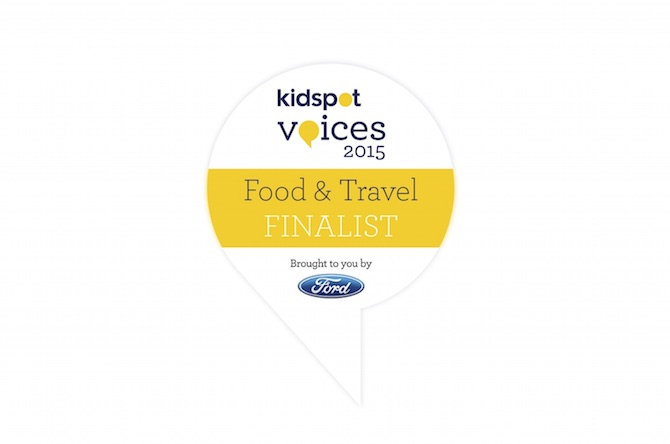 kidspot finalist voices of 2015 logo