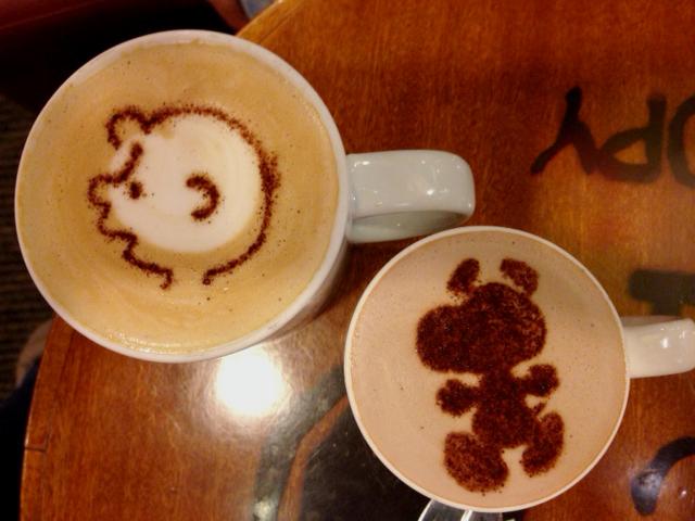 charlie brown cafe hong kong drinks