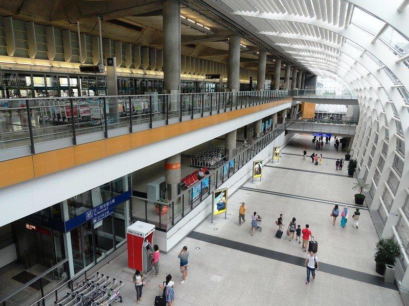 hong kong airport by fabio achilli flickr