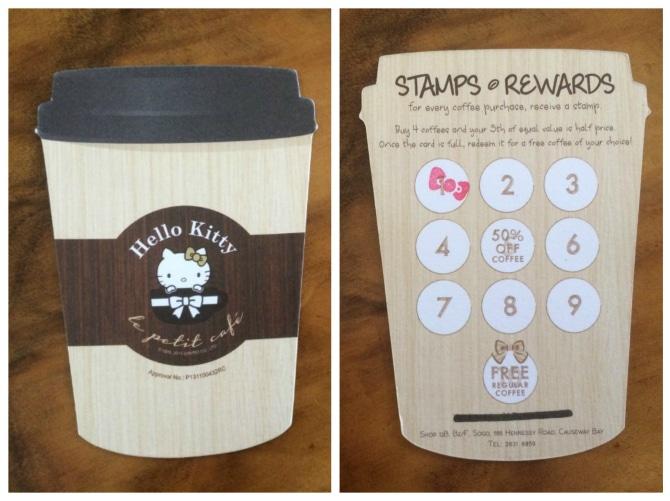 hello kitty cafe hong kong le petit cafe
