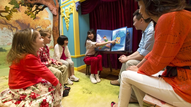 hong kong disneyland hotel-playroom