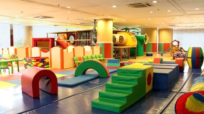 indoor-kids-zone family hotel gold coast