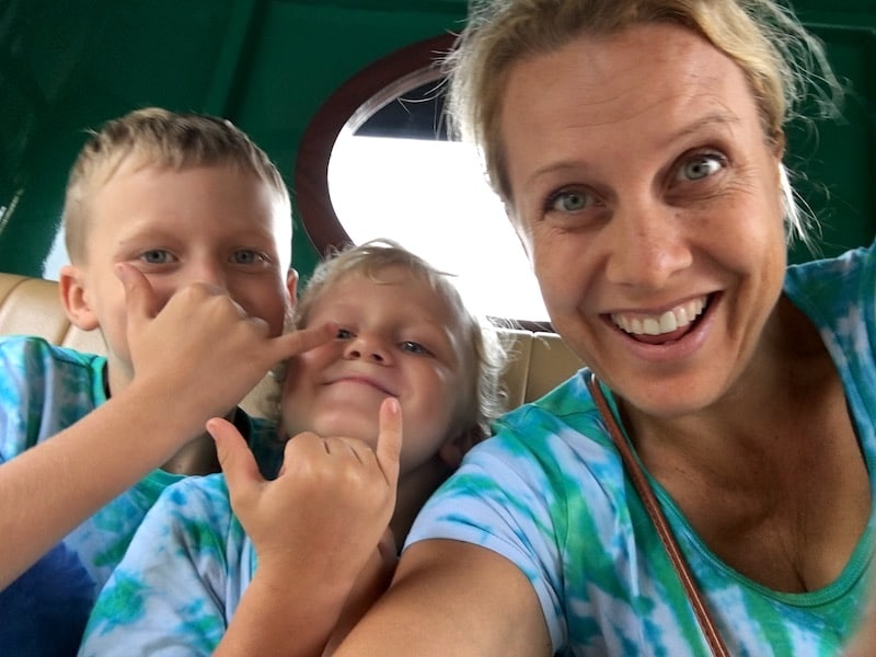 family trip planner tips