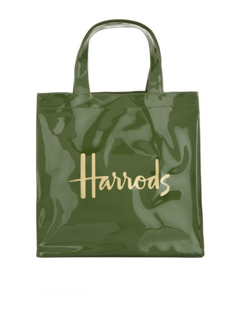 The Ultimate Guide to Harrods with Kids, plus directions to Harrods to buy the Harrods Shopping Bag