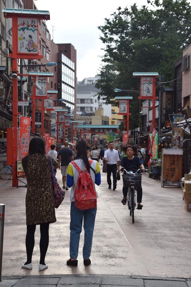 asakusa tokyo things to do sidestreet