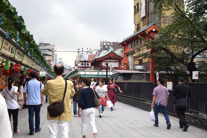 asakusa tokyo things to do walkway