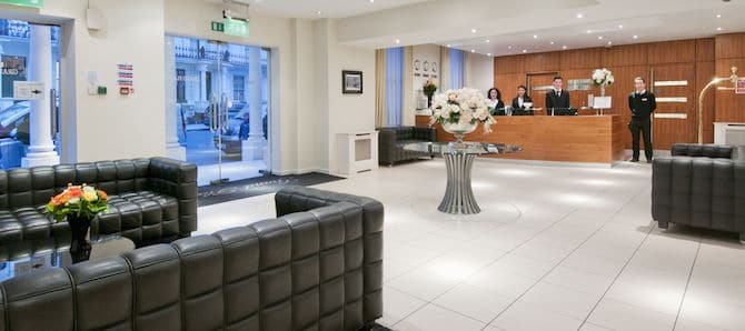 best area to stay in london with family - grand plaza serviced apartments