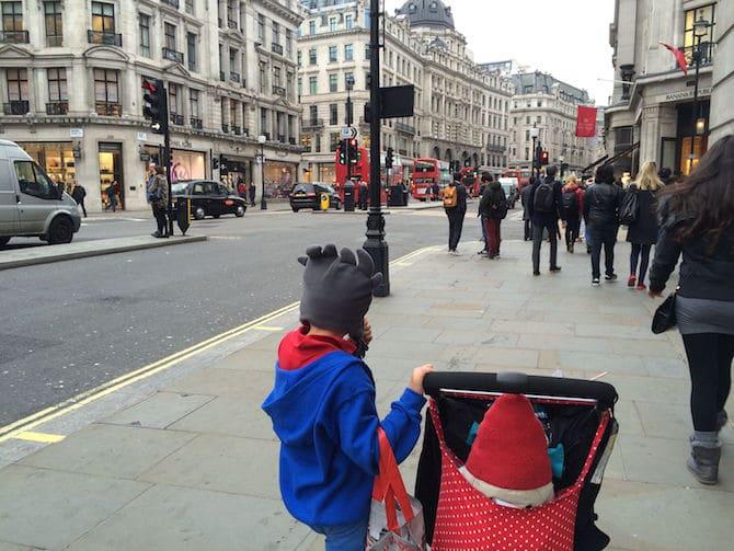 biggest toy store in london hamleys regent street