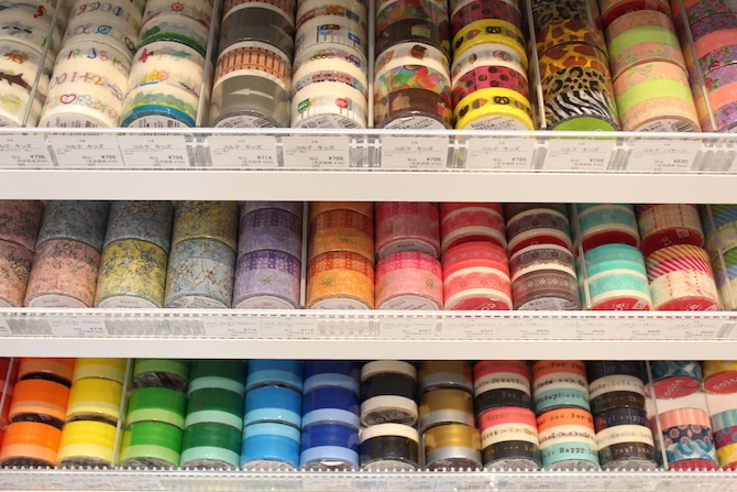 Loft Shibya - Don't Miss This Amazing Japanese Stationery Store - Washi Tape. Visit www.roamthegnome.com. Our Family Travel Directory for MORE SUPER DOOPER FUN ideas for family-friendly weekend adventures and travel with kids, all over the world. Search by city. Rated by kids and our travelling Gnome.