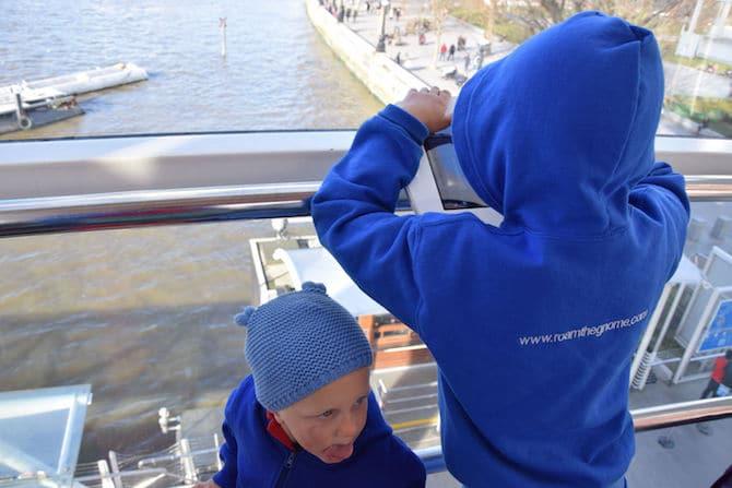 london eye for children start
