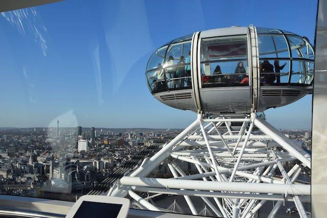 london eye for children view 2