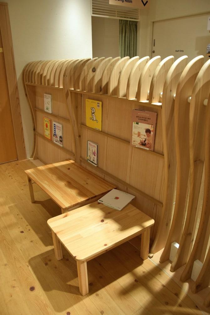 muji shibuya playroom books
