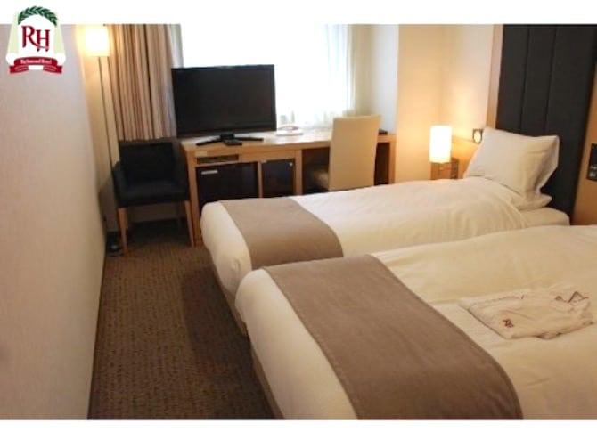 richmond hotel tokyo musashino beds
