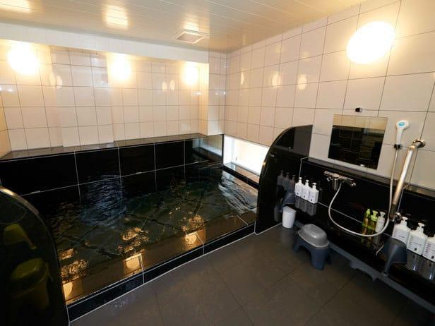 Super Hotel Shinjuku Kabukicho bath