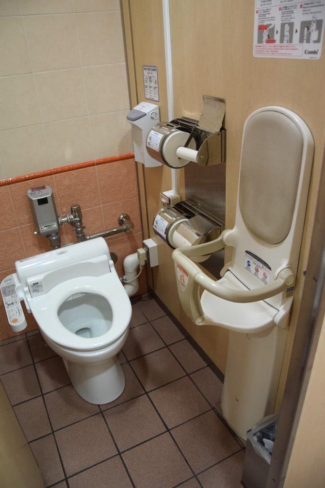 sunshine city toilets