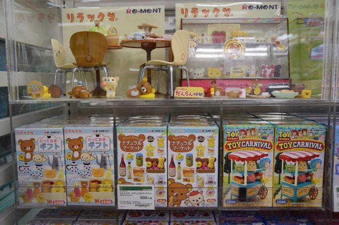 tokyu hands sunshine city popular toys
