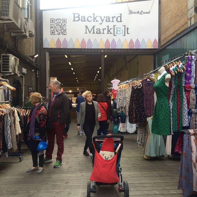 brick lane market sunday backyard market