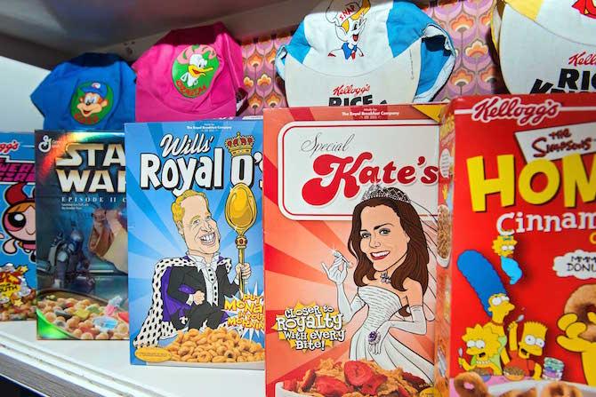 cereal killer cafe menu london united kingdom kate cereal