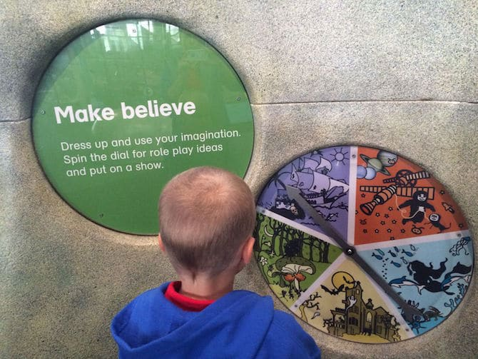 museum of childhood london review storytelling activity