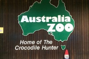 best zoo in australia zoo entrance pic
