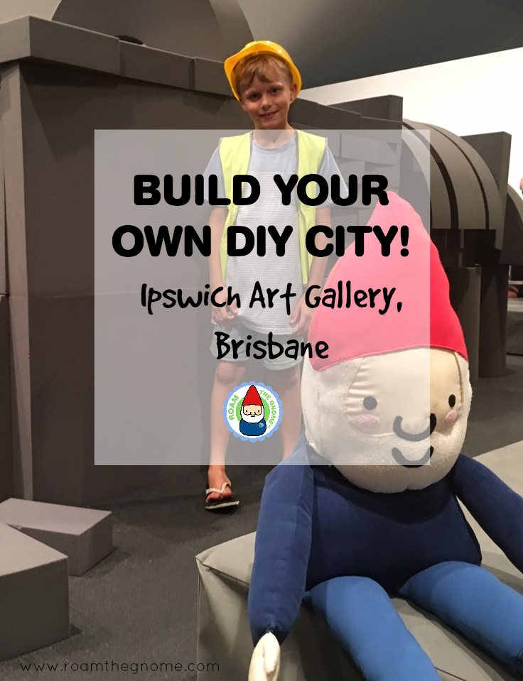 Visit the Ipswich Art Gallery complete with Australia's FIRST dedicated Children's Gallery. Visit www.roamthegnome.com for MORE SUPER DOOPER FUN ideas for family-friendly travel and weekend adventures all over the world. Search by city. Rated by kids and our travelling gnome.