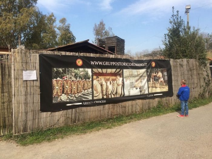 gladiator tour rome for kids - gladiator school