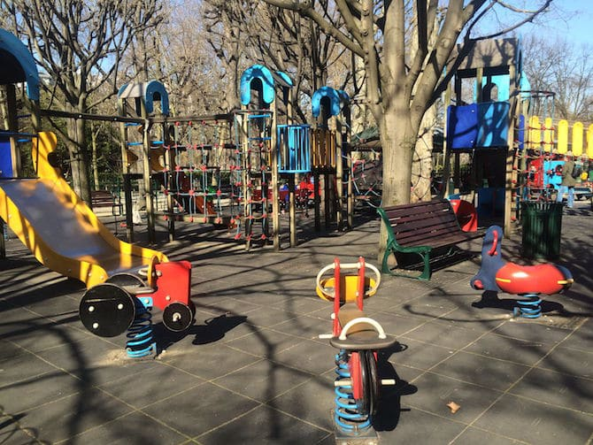 Kids Paris. Jardin du Luxembourg Playground 1. For more SUPER DOOPER FUN ideas for family-friendly weekend adventures and travel with kids, all over the world, visit our FAMILY TRAVEL DIRECTORY www.roamthegnome.com. Search by city. Rated by kids and our travelling Gnome.
