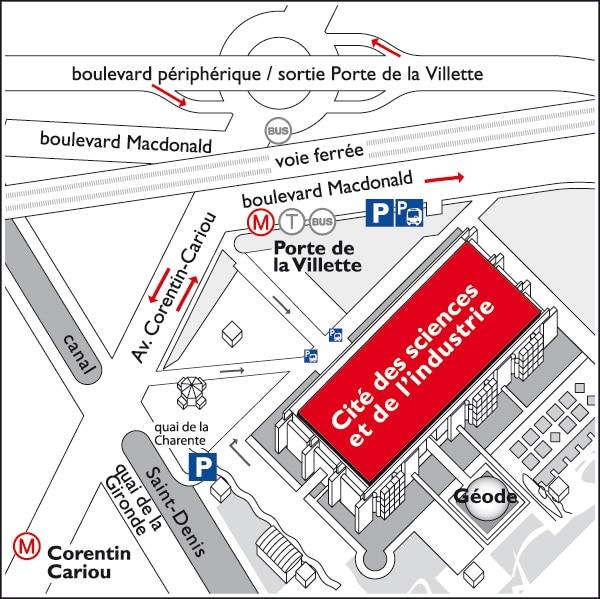 paris with toddlers cite des enfants map of museum location pic