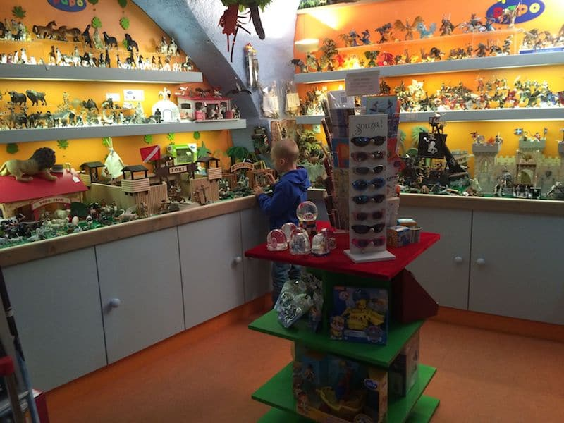 Toy stores in Paris-Papo toys french toy brand