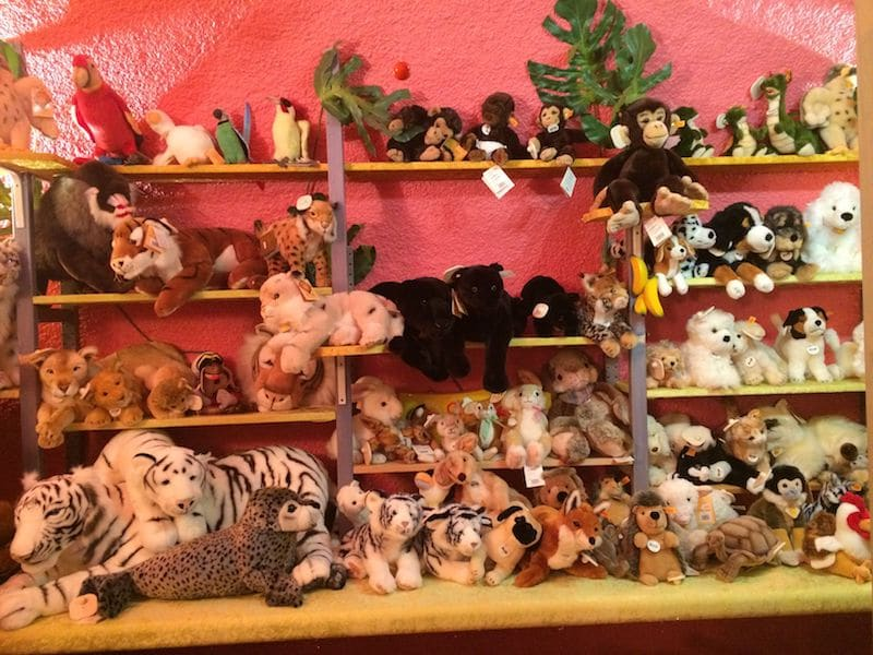 soft toys at paris toy shop once upon a time pic