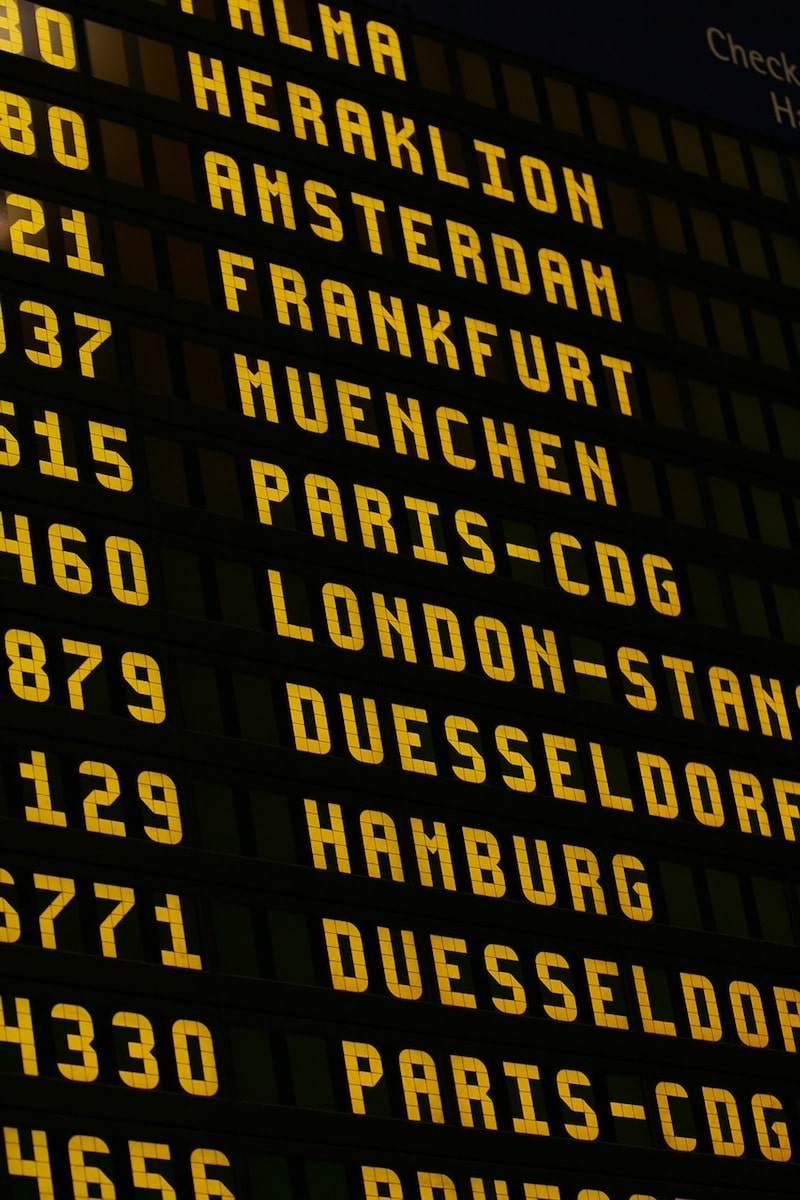 paris airport transfers from CDG airport