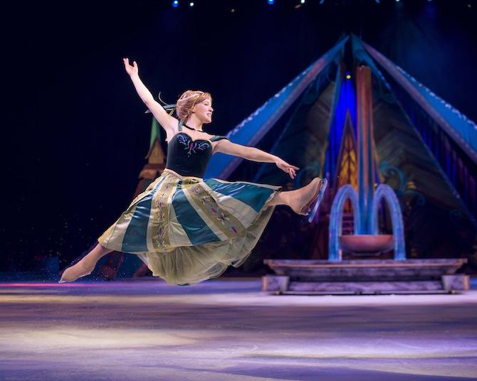 Disney on Ice Frozen Arna