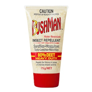 Bushman insect repellent Heavy duty gel