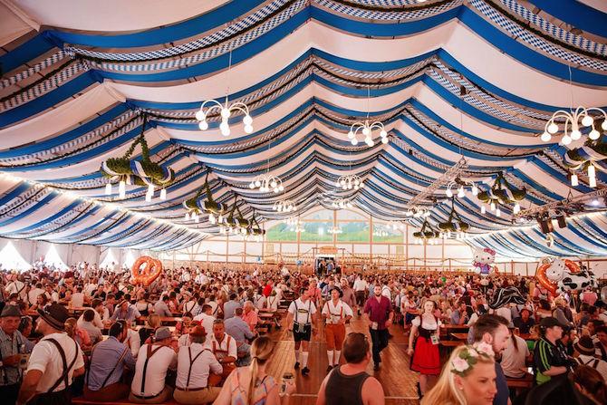 Oktoberfest Brisbane - family
