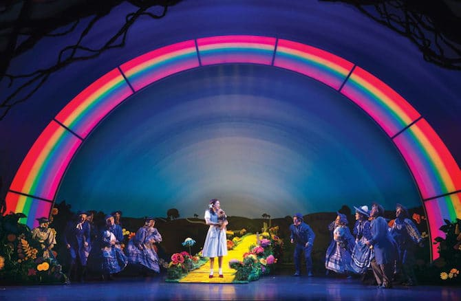 Wizard of Oz Brisbane -Over the Rainbow