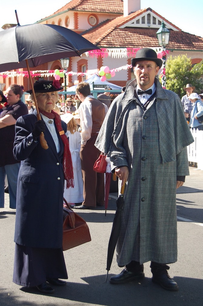 Mary Poppins Festival - Grand Parade