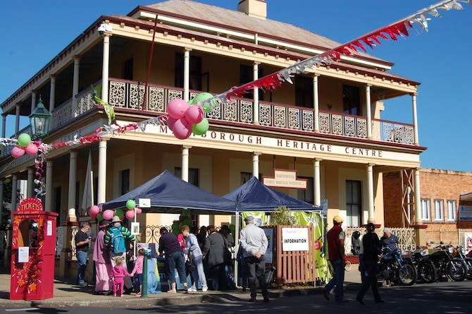 Mary Poppins Festival - Maryborough Heritage Centre