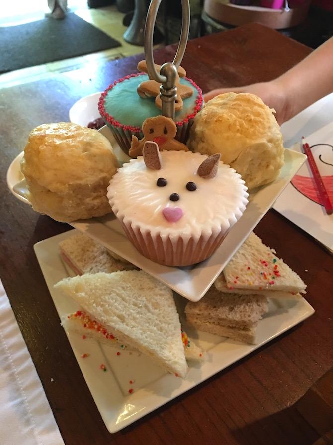 Roam the Gnome Family Travel Directory. Biku High Tea Cafe Bali Seminyak - childrens high tea
