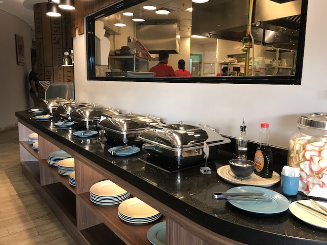 Roam the Gnome Family Travel Directory - Stay at the Ibis Styles Seminyak Hotel on Petitenget Street with buffet breakfast