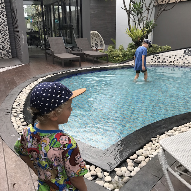 Roam the Gnome Family Travel Directory- Ibis Styles Seminyak Family Hotel_children's pool