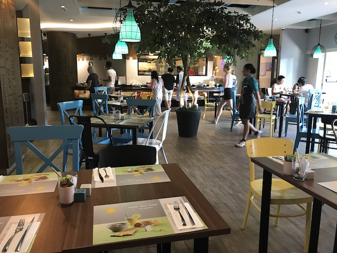 Roam the Gnome Family Travel Directory - Stay at the Ibis Styles Seminyak Family Hotel on Petitenget Street