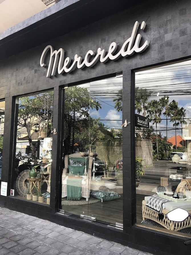 Roam the Gnome Family Travel Directory - Visit MERCREDI Bali Homewares Retail Store for top quality bedding