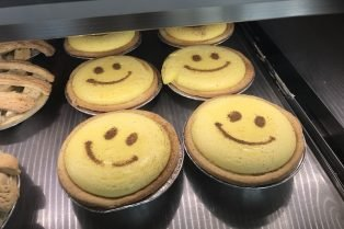 Eat Custard Tarts at the Brunswick Heads Bakery pic