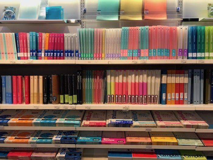 Visit The Best Shop For Cute Japanese Stationery In Shibuya Tokyo