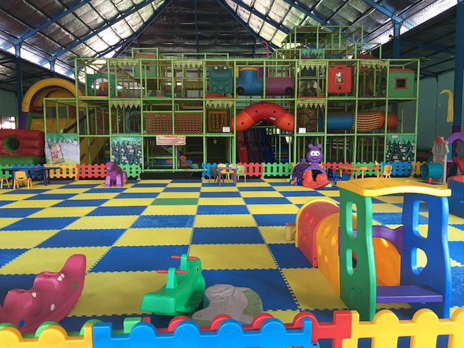 Bali fun world is a super fun indoor playground near bali zoo indoor playground bali soft play area gumiabroncs Gallery