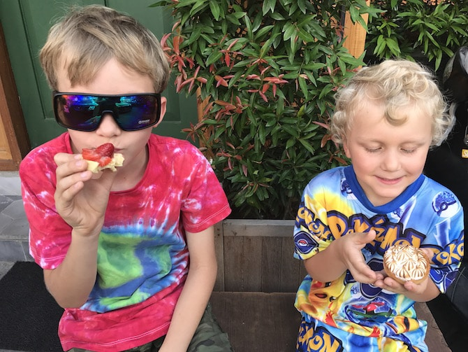 Visit ROAM THE GNOME Family Travel Directory for MORE SUPER DOOPER FUN ideas for family-friendly travel around the world. Search by City.Monsieur Spoon Bali croissants