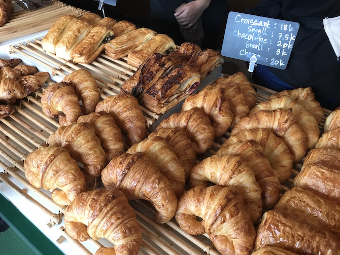 Visit ROAM THE GNOME Family Travel Directory for MORE SUPER DOOPER FUN ideas for family-friendly travel around the world. Search by City.Monsieur Spoon croissants