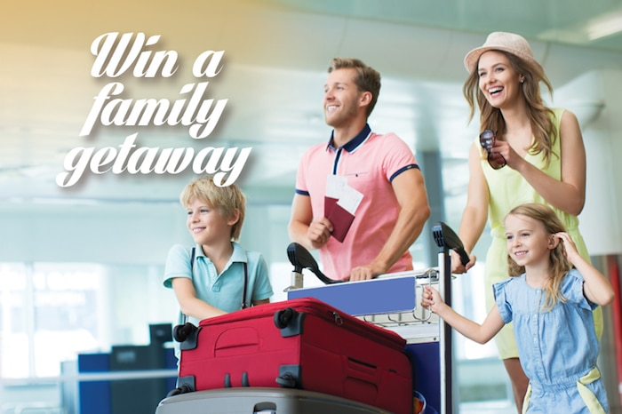 Roam the Gnome Family Travel Website- Enter to Win a Family Holiday