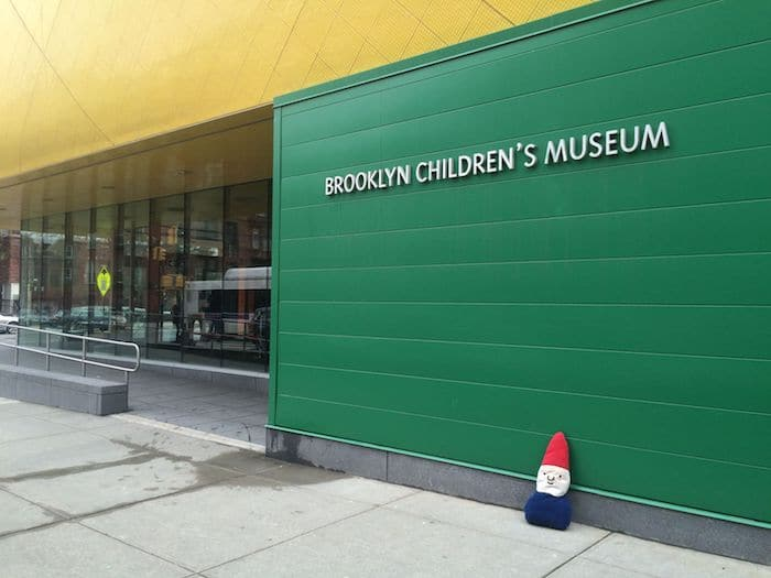 Brooklyn Children's Museum NYC. ROAM THE GNOME Family Travel Website. Hundreds of fun ideas and activities to help you plan and book your next family vacation or weekend adventure. _9253